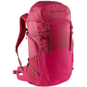 VAUDE Skomer Tour 36+ Backpack Women, rojo